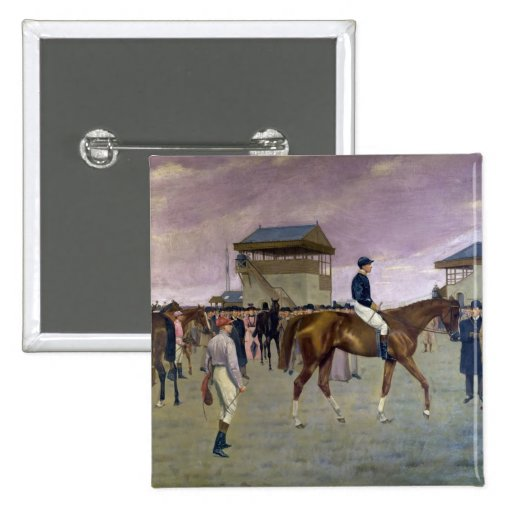 The Owner's Enclosure, Newmarket Pinback Button