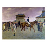 The Owner's Enclosure, Newmarket Postcards