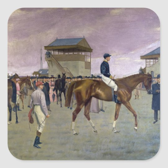 The Owner's Enclosure, Newmarket Square Sticker
