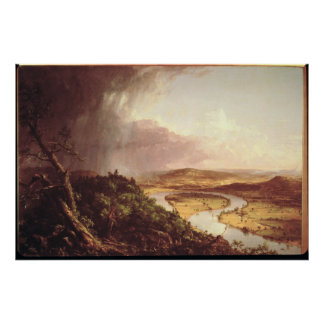 The Oxbow  1836 Poster