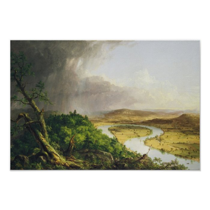 The Oxbow Poster | Zazzle - 82.4KB