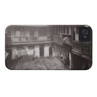 The Oxford Arms in Warwick Lane 1875 from Histo Case-Mate iPhone 4 Case