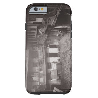 The Oxford Arms in Warwick Lane 1875 from Histo iPhone 6 Case
