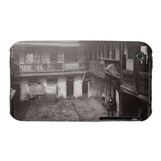 The Oxford Arms in Warwick Lane 1875 from Histo iPhone 3 Cover