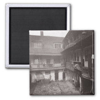 The Oxford Arms in Warwick Lane, 1875, from 'Histo Magnet