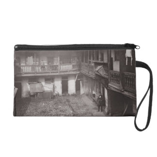 The Oxford Arms in Warwick Lane, 1875, from 'Histo Wristlet Purse