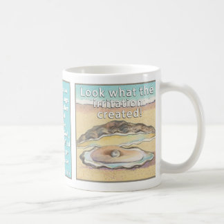 The Oyster and the Pearl Mug