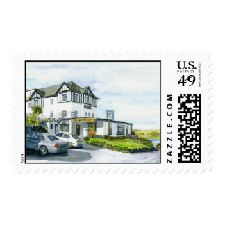 The Oyster Catcher Postage