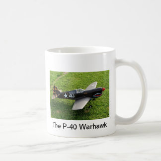 The P-40 Warhawk Coffee Mug