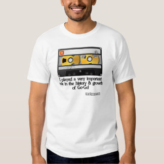 The PA Tape - White Shirt