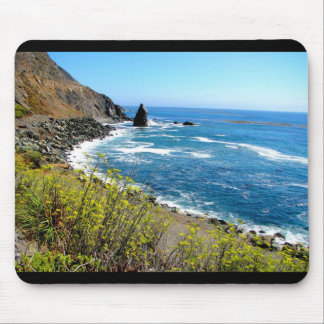 The Pacific Coast Highway Mouse Pad