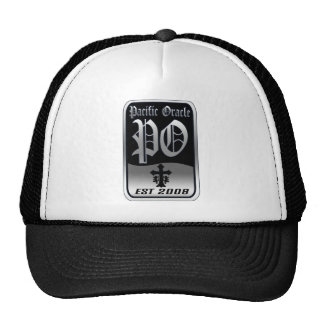 The Pacific Oracle Logo Hat