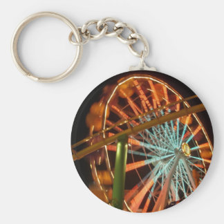 The Pacific Wheel Keychain