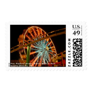 The Pacific Wheel Postage