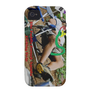 The paddle forest agents fishing trip iPhone 4/4S cover