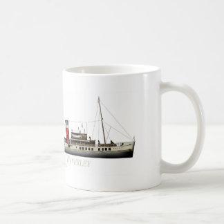 The Paddle Steamer Waverley by Tony Fernandes Coffee Mug