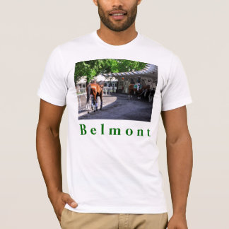 The Paddock at Belmont Park T-Shirt