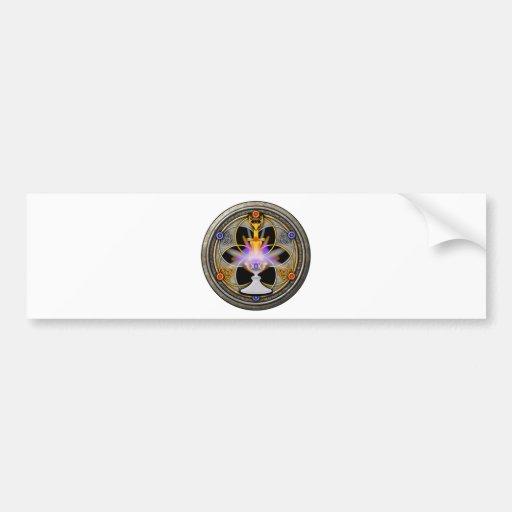 The Pagan Great Rite Bumper Sticker