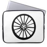 The Pagan Wheel Laptop Case Laptop Computer Sleeve