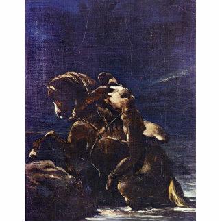 The Page Mazeppa By Géricault Jean Louis Théodore Cutout