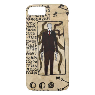 The Pages of the Necronomicon iPhone 8/7 Case