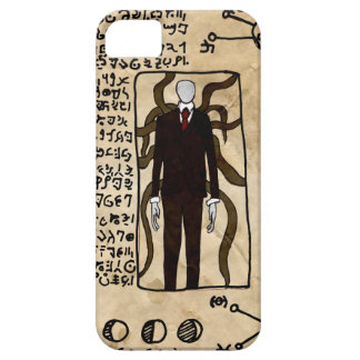 The Pages of the Necronomicon iPhone SE/5/5s Case