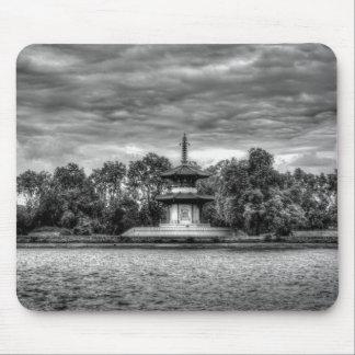 The Pagoda London Mousepad
