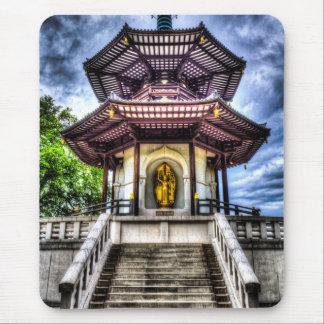 The Pagoda Mousepad