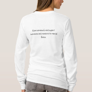 The Pain Experiment womens long-sleeved tee