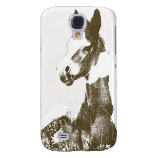 The Paint Filly i- - I-s Samsung S4 Case
