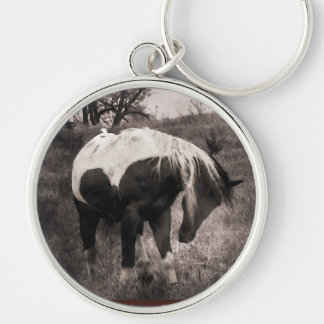 The Paint Horse II gifts & greetings Keychain