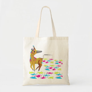 The Paint-icorn Tote Bag
