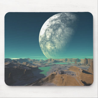 The Painted Canyons of Taurien 6 Mouse Pad