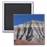 The Painted Desert 2 Inch Square Magnet