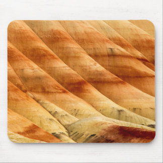 The Painted Hills In The John Day Fossil Beds 2 Mouse Pad