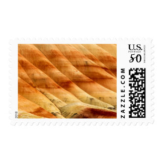 The Painted Hills In The John Day Fossil Beds 2 Postage