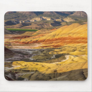 The Painted Hills In The John Day Fossil Beds 3 Mouse Pad