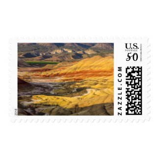 The Painted Hills In The John Day Fossil Beds 3 Postage