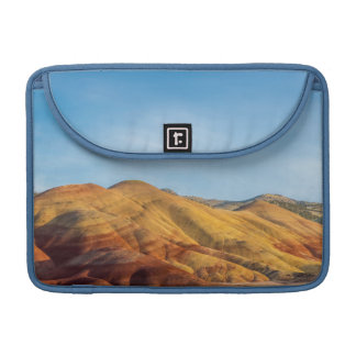 The Painted Hills In The John Day Fossil Beds Sleeve For MacBooks