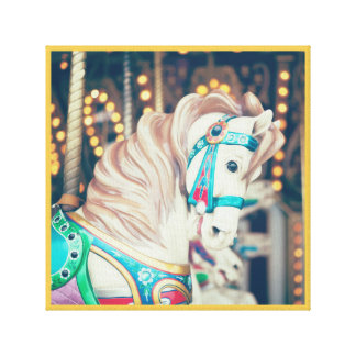 The Painted Horse Canvas