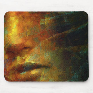 The Painted Kiss Mouse Mats
