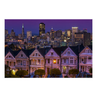 The Painted Ladies Posters