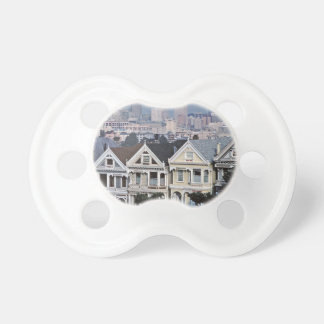 The Painted Ladies San Francisco Pacifier