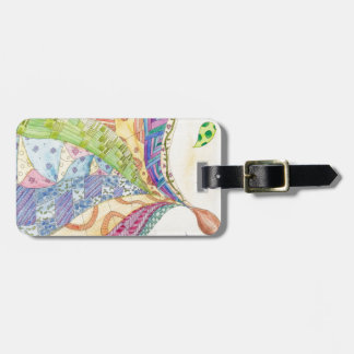 The Painted Quilt Bag Tag