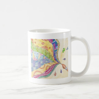 The Painted Quilt Coffee Mug