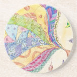 The Painted Quilt Drink Coasters
