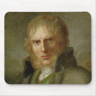 The Painter Caspar David Friedrich Mouse Pad
