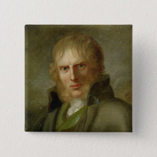The Painter Caspar David Friedrich Pinback Button