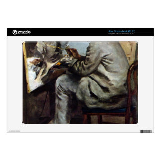The painter in the studio of Bazille by Renoir Skins For Acer Chromebook