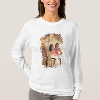 The painter Maie and his wife seated T-Shirt